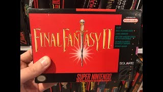Final Fantasy IV (Final Fantasy 2 in US) Review by Mike Matei