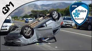911 GRAVE ACCIDENT DE VOITURE - POLICE RP - INTERVENTION (Noovo)