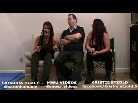 Xxx Mp4 Interview With Kristie Etzold And Sarahha Huxley 3gp Sex