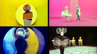 Das Triadische Ballett by Knife Machine