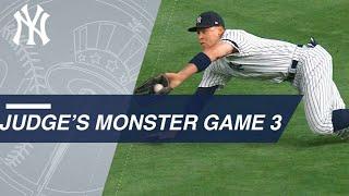 Aaron Judge's phenomenal Game 3