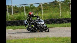 Test Ride New Honda Click 150i