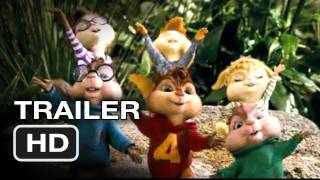 Alvin and the Chipmunks: Chip-Wrecked (2011) Trailer - HD Movie
