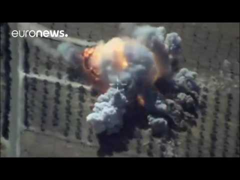 Russia launches attacks on ISIL in Syria