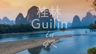 桂林 Guilin in 4K   Mavic Pro Footage