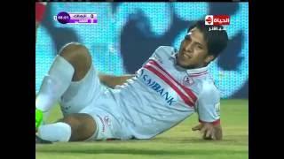 """روح رياضية عالية من نجم الأهلي أحمد فتحي """" الزمالك vs الأهلي """""""