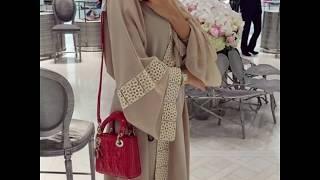 عبايات جديدة كاجوال انيقة  abaya designs new collection 2016