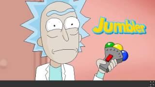 Rick & Morty: Rushed Licensed Adventure (chapter 3 walkthrough)