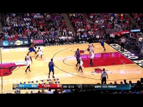 Derrick Rose Full Highlights 2016 11 04 at Bulls   15 Pts, 11 Ast in Chicago Return Game!