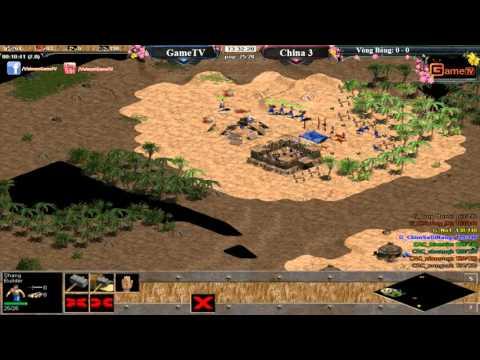 Ha Nội Open 5, 44 Random  Gametv vs China3 T1