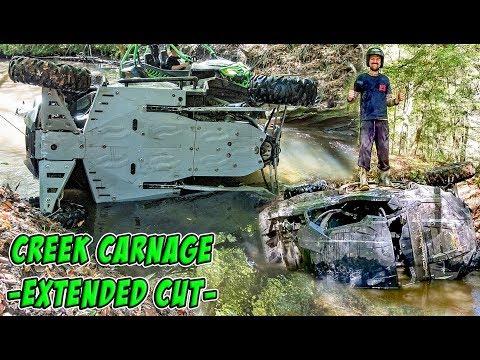 Xxx Mp4 Creek Carnage Extended Cut SXS UTV Trail Riding Polaris RZR Turbo Amp Arctic Cat Wildcat 3gp Sex