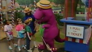 Barney and Friends - Carnival of Numbers play along