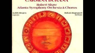 Robert Shaw Carmina Burana SACD