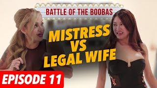 Battle of the Boobas EP11: Ethel Booba is Mistress and Ruffa Mae is the Legal Wife