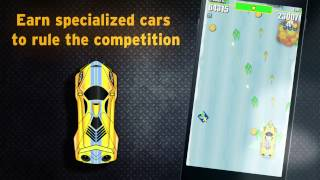 Road Riot Combat Racing for Tango - Official Trailer Video
