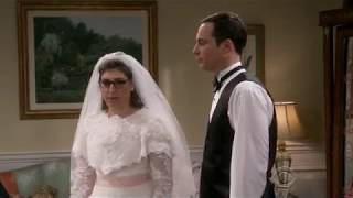 Sheldon makes a Breakthrough on his Wedding-The Big Bang theory 11X24 HD