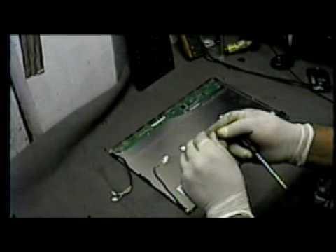 Reparacion de Monitor HP W1907 segunda parte