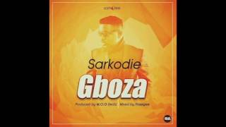 Sarkodie - Gboza (Audio Slide)