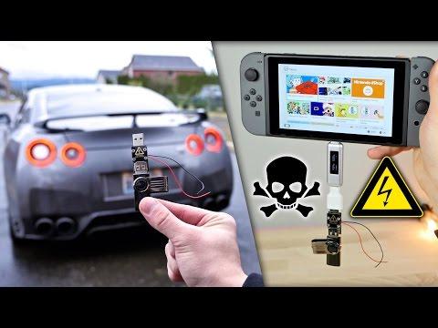 Xxx Mp4 USB Killer Vs Nissan GTR Nintendo Switch Instant Death 3gp Sex