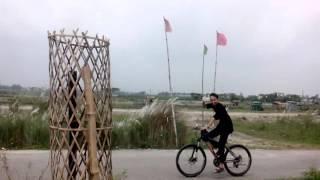 Diabari (Uttara), Dhaka... Cycle ride