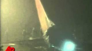 Raw Video: China Plane Crash Aftermath