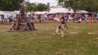 Thunderbird Midsummer Powwow - Hoop Dance - Saturday