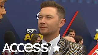 ACM Awards 2018: Scotty McCreery On Honoring & Remembering The Las Vegas Shooting Victims | Access