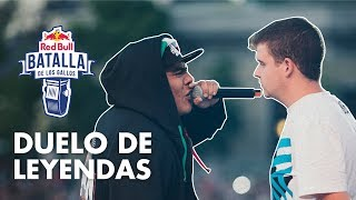 Red Bull Batalla de los Gallos - Semifinal: Arkano vs Aczino - Final Internacional 2015