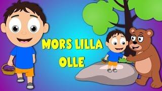 Mors lilla Olle | Barnsånger på svenska   | Barnvisor på svenska