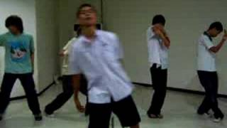 Cover Dance Replay - SHINee By Oriental PrincE