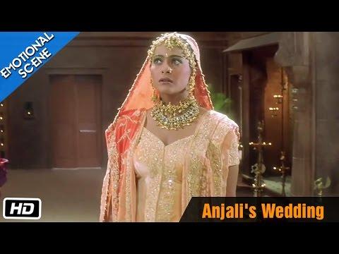 Xxx Mp4 Anjali S Wedding Emotional Scene Kuch Kuch Hota Hai Shahrukh Khan Kajol 3gp Sex