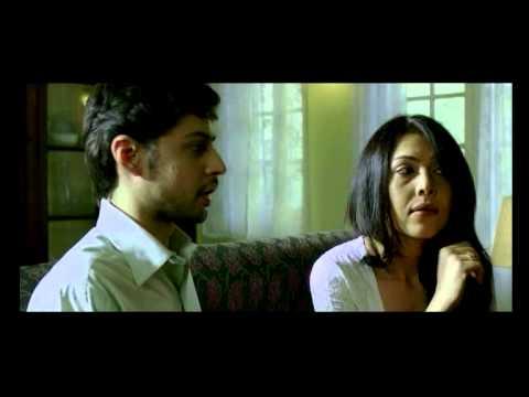 Shilpa Shukla and Shadab's Kissing Scene