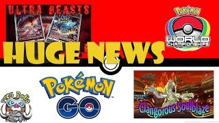 Huge Pokemon Announcements at the Worlds Championships (2017) (Big News!)