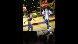 Cheb Nadir Avec Hichem Smati Raha Laska Live Bejaia 2014