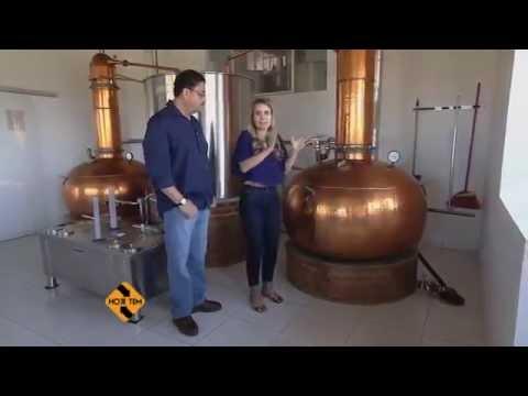 Conheça a Cachaça Artesanal WIBA TV Gazeta Hoje Tem