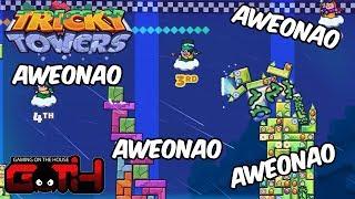 AWEONAO AWEONAO! TRICKY TOWERS en Español - GOTH