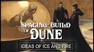 The Spacing Guild of Dune