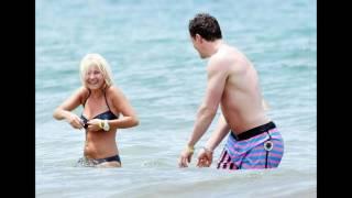 Elisha Cuthbert Hidden Camera Bikini Beach Fail
