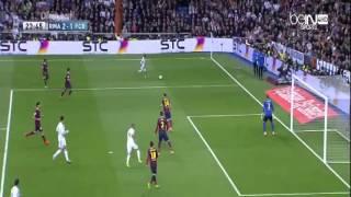 اهداف الكلاسيكو - ريال مدريد 3-4 برشلونة || الدوري الاسباني [23/3/2014] تعليق فهد العتيبي