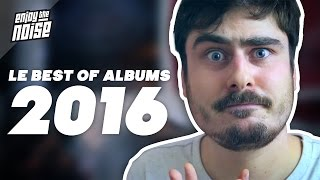 Best Of Albums 2016 - ENJOY THE NOISE