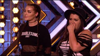 Descendance: Simon Asks Them To Seperate, Mother CRIES! The X Factor UK 2017