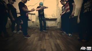 Slam   Baby EYEX Krump Tour RUSSIA