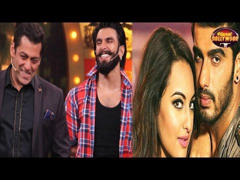Ranveer Says No To Salman Khan   Arjun Opens Up About Sonakshi