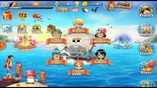 King of Pirates Red Luffy *1 P-Attack und andere Red Char