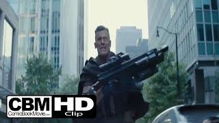 DEADPOOL 2 -  Cable vs Wade Movie Clip - 2018 HD