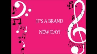 CherryBelle - Brand New Day Lyrics
