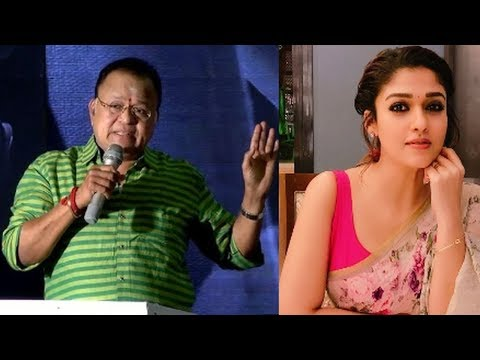 Xxx Mp4 Radha Ravi Insults Nayanthara Badly Shocking Speech Radha Ravi 3gp Sex