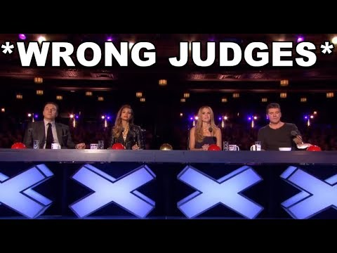 Xxx Mp4 3 BIGGEST MISTAKES Judges Made EVER 3gp Sex