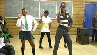 South African Students do