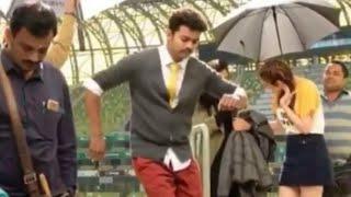 Mersal-Maacho Official Video Song making -Thalapathy Vijay,Kajal Aggarwal